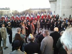 Arc-de-Tromphe 19 mars 2014